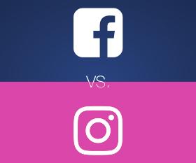 Facebook Vs. Instagram - Website
