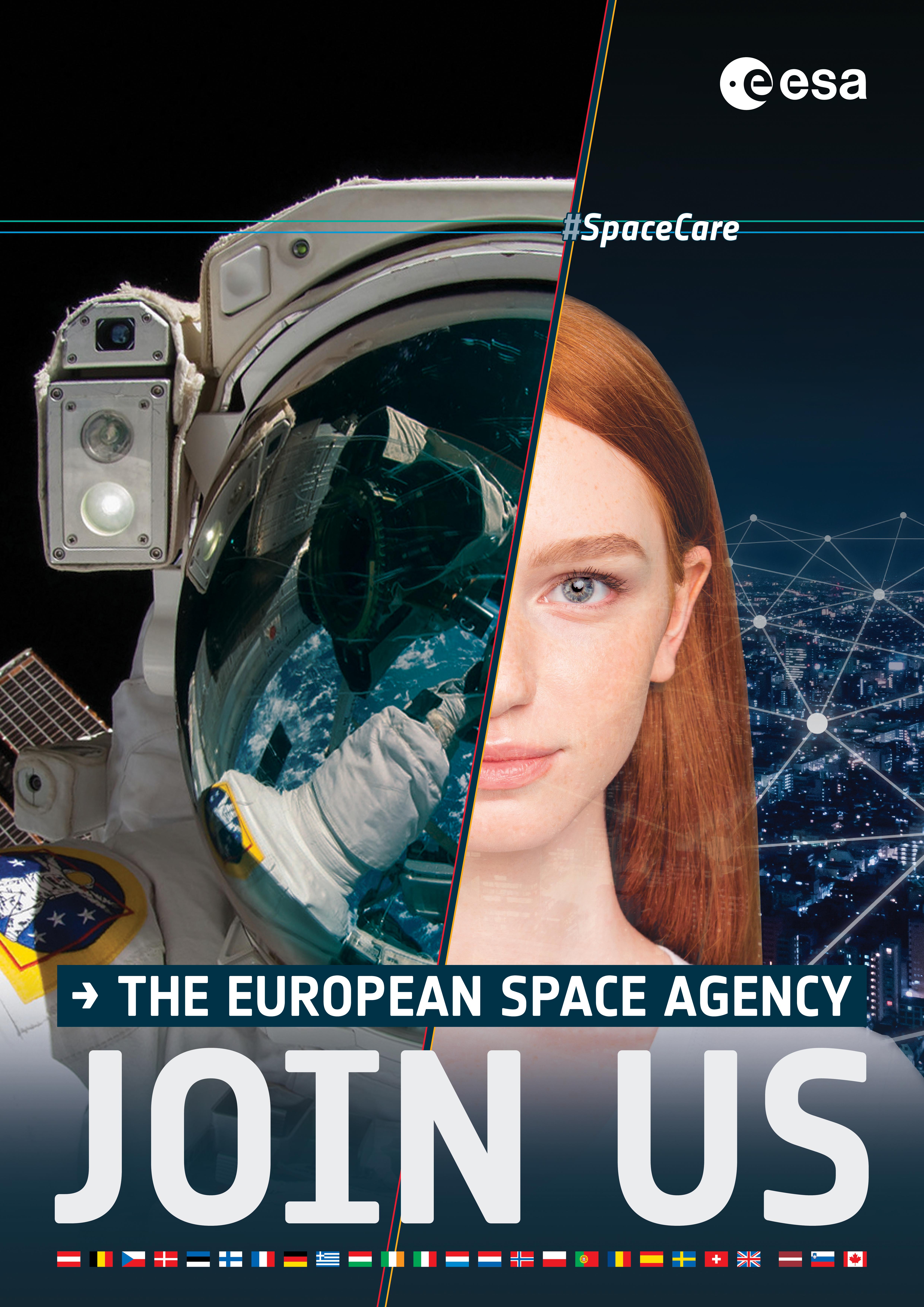 ESA sucht Astronauten